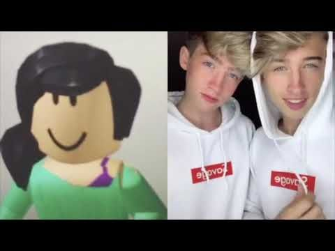 Roblox Tik Tok S Compilation Youtube Roblox Funny Roblox Memes Roblox