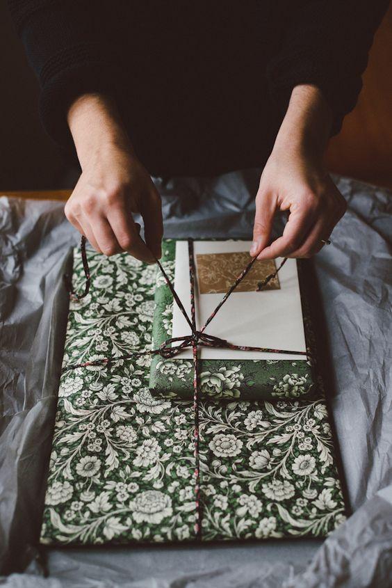 tecido floral para a embalagem  *o*