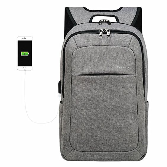 A commute backpack for him​ -Weird but actually smart Christmas gifts for guys - Todaywedate.com