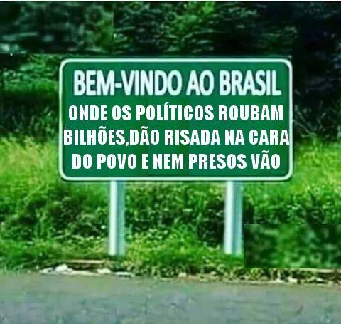 Brasil Br Ladroes Corruptos Politicos Com Imagens Rui