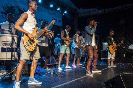 Samba continua agitando programação do Pelourinho