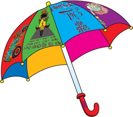 Be swag under the umbrella of fashion!