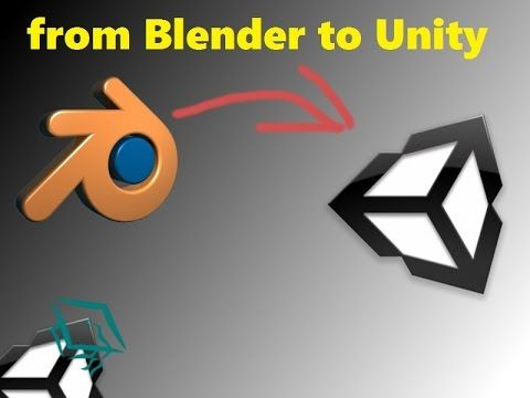 From Blender To Unity, A Rudimentary Guide