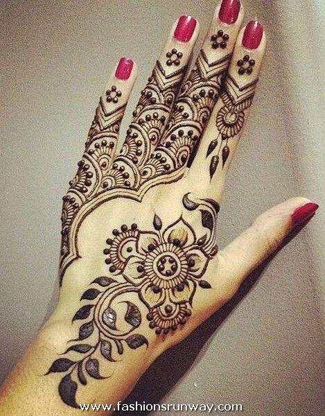 Mehndi Designs Google : Arabic henna hand patterns google search stuff to try