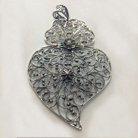 Coração de Filigrana | Bazar da Prata
