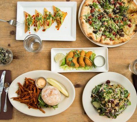 Cafe Flora Vegetarian Cuisine Healthy Restaurant Vegan Restaurants