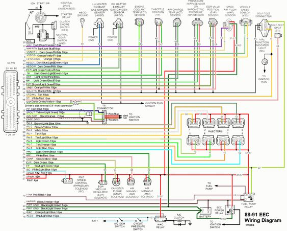 Pin By Aaron Miller On Engine Diagram 2000 Ford Mustang Mustang