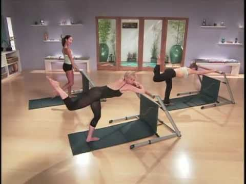 Fluidity Bar Beginner Workout: Part 2. More info at: http://www.fluidity.com/offer.php