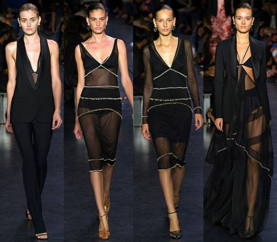 Altuzarra Spring 2015 Collection at #NYFW