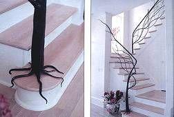 love this railing: