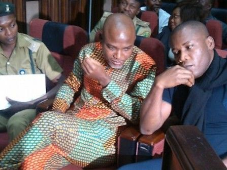 Welcome To Vickitarose's Blog: IPOB Leader, Nnamdi Kanu Denied Bail Because 'He I...