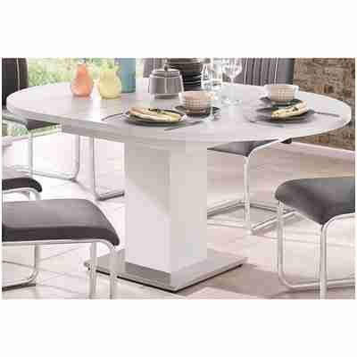 48 Harmonieux Table Ronde Extensible 10 Personnes Table Salle A