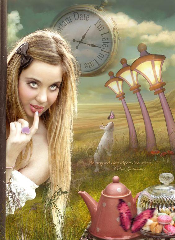 Alice by Le-Regard-des-Elfes.deviantart.com on @deviantART