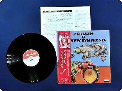 CARAVAN & THE NEW SYMPHONIA CARAVAN & THE NEW SYMPHONIA DL51 OBI LP Ez7384 https://t.co/po8GM0lO3S https://t.co/CuxvyZB5jz http://twitter.com/Ceafli_Haayxu/status/775503155660488704
