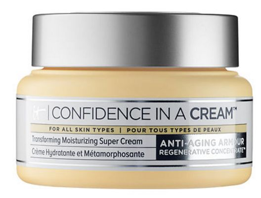 Confidence in a Cream