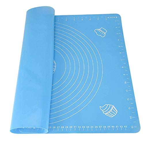 Silicone Baking Mat With Measurements Heat Resistant Bpa Free