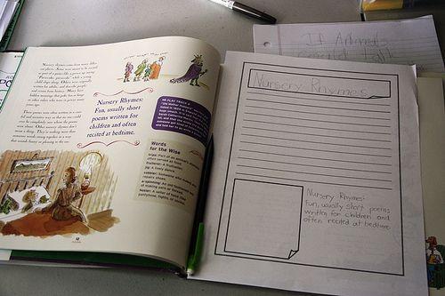 poetry notebooking