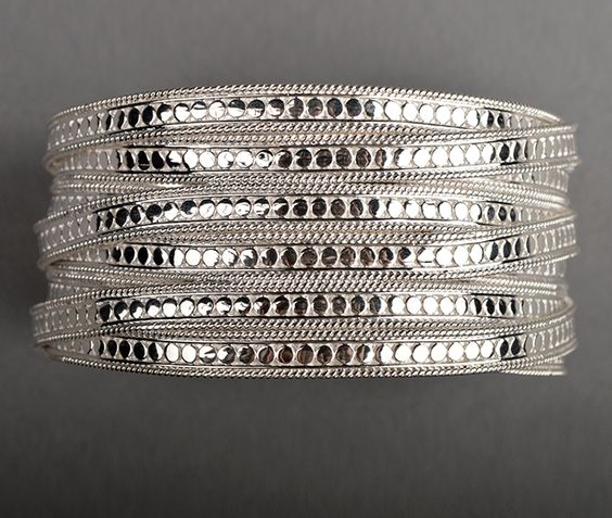 Large Bracelet by Anna Beck - Silverscape Designs