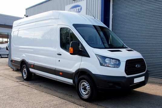 Ford Transit 4 2m Internal Length High Roof For Hire Ford