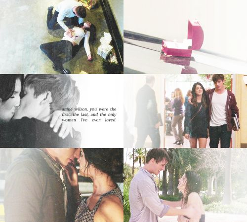 Liam and Annie