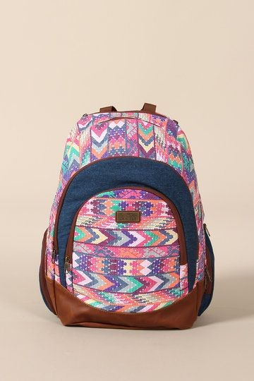 Maya, Backpacks and Home on Pinterest