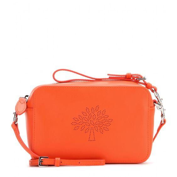 Mulberry – Blossom leather shoulder bag