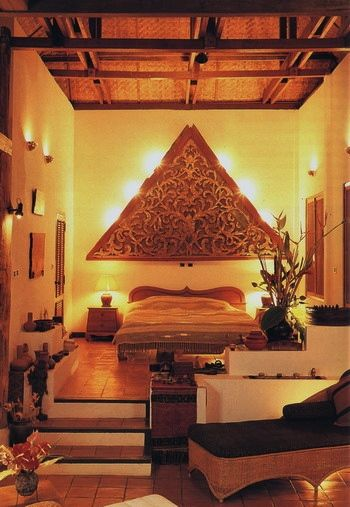 THAILAND - This stunning, sensual bedroom design is perfect for ...