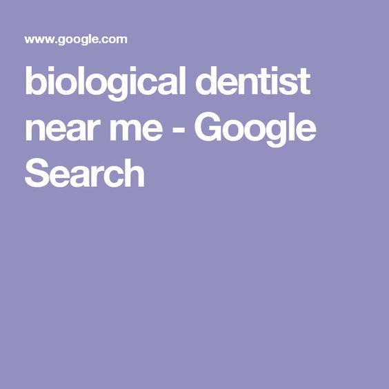 biological dentist near me - Google Search