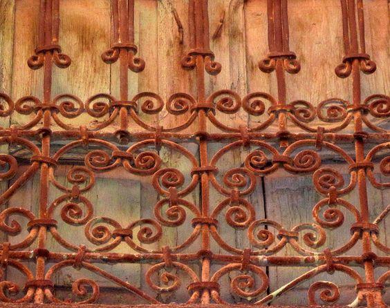 Walls and windows- Sidi Mimoum Marrakech Morocco by valleygirl_tka, via Flickr