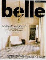 ~linen & lavender: Chateau de Gignac  belle magazine subscription in the emporium:  http://astore.amazon.com/linenandlaven-20/detail/B000071F3Y