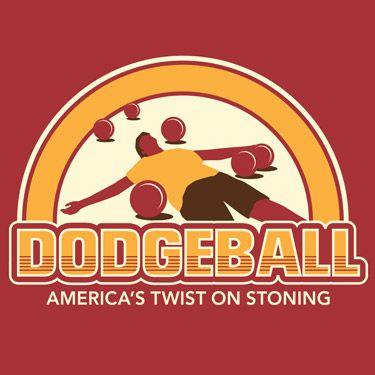 Dodgeball T-shirt :: T-Shirts :: the mental_floss store