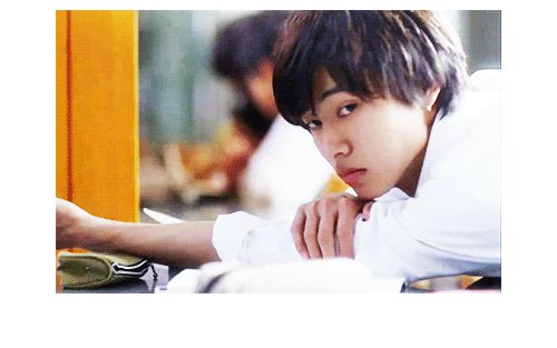 "Kento Yamazaki, J live-action movie of manga, romantic comedy ""Heroine Shikkaku(No Longer the Heroine)"". Release: Summer 2015"