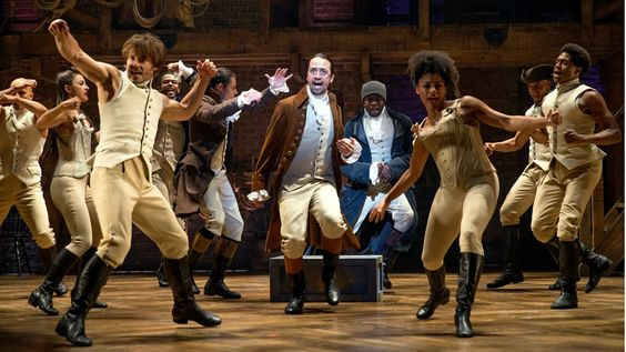 'Hamilton' Cast Join 2016 Grammys via Satellite #headphones #music #headphones