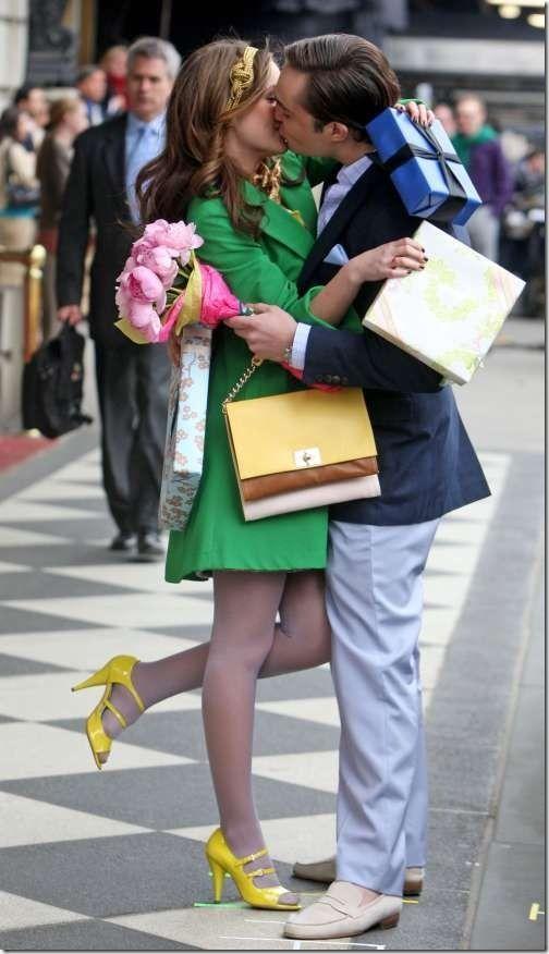 Gossip Girl love story: Chuck and Blair