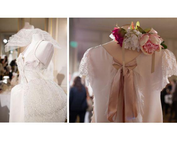 Les Robes de Mariée - Les Coulisses du Mariage Paris - 1001 listes