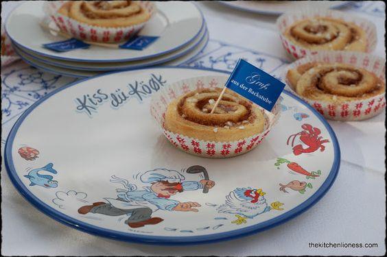 The Kitchen Lioness: Sustainability and Swedish Cinnamon Buns (Kanelbullar)