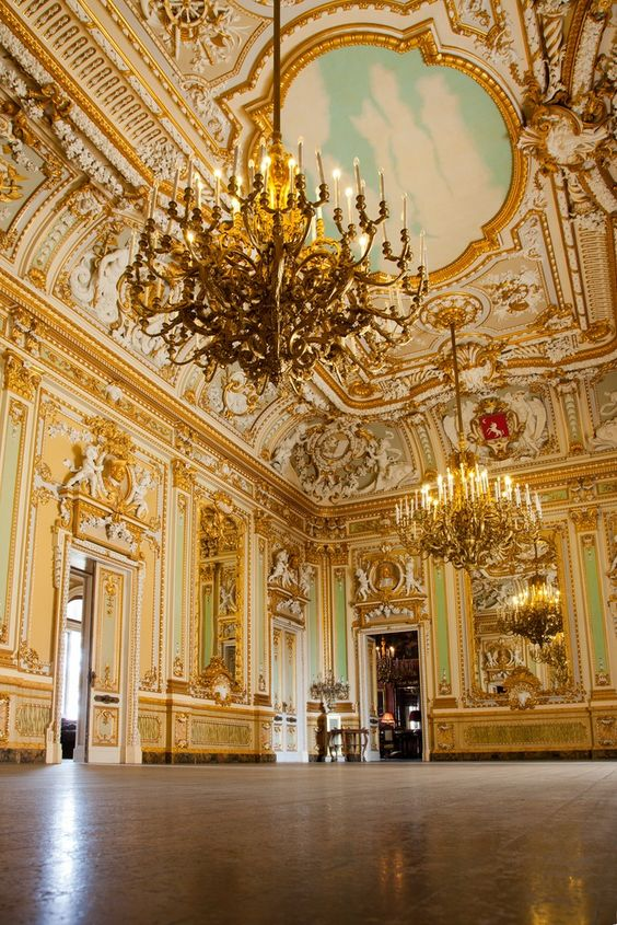 My parent's wedding reception place...Palazzo Parisio, Naxxar.