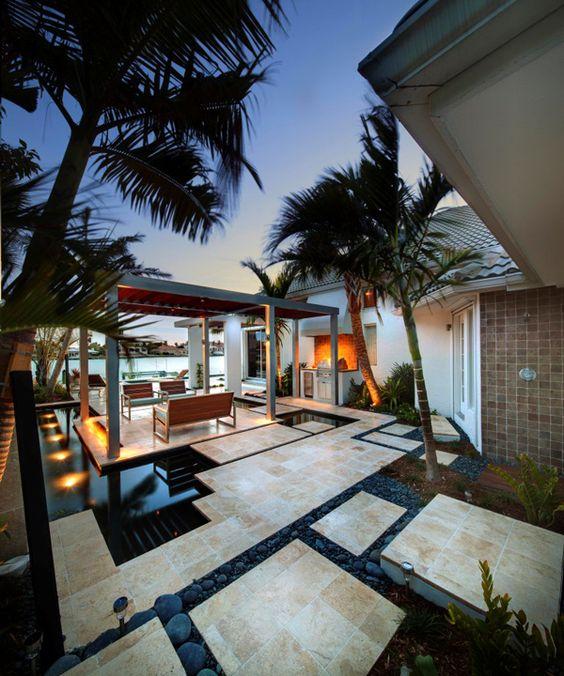DWY Landscape Architects   Residential Landscape Architecture   Sarasota Florida   DWY Landscape