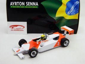 A. Senna Ralt Toyota RT3 Winner Macau GP 1983 1:18 by Minichamps   #modelcars