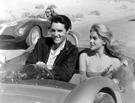 Elvis and Ann-Margret (via A Conversation on Cool)