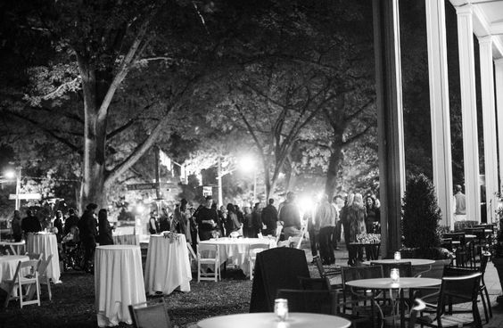 Glee and Bliss Photography -Scott & Sean's Cocktail Party at The Carolina Inn, Front Porch 10/30/15