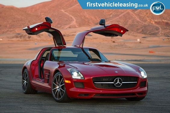 Another great deal on a new MERCEDES-BENZ SLS at First Vehicle Leasing.