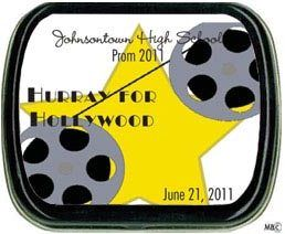 Hollywood Favors Mint Tin $2.50