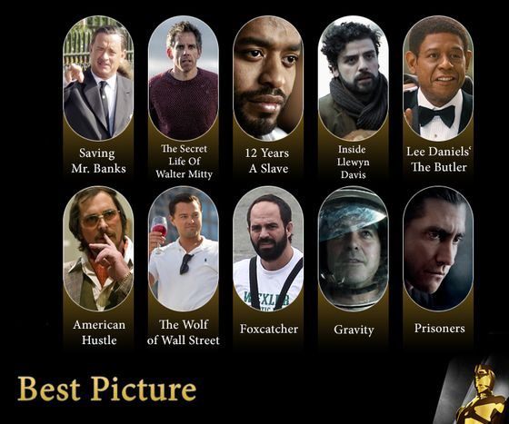 Oscar predictions 2014: It's going to be a very good year... | Moviepilot: New Stories for Upcoming Movies