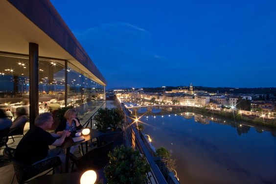 Venezia, Roma, Firenze: le migliori terrazze d\'hotel