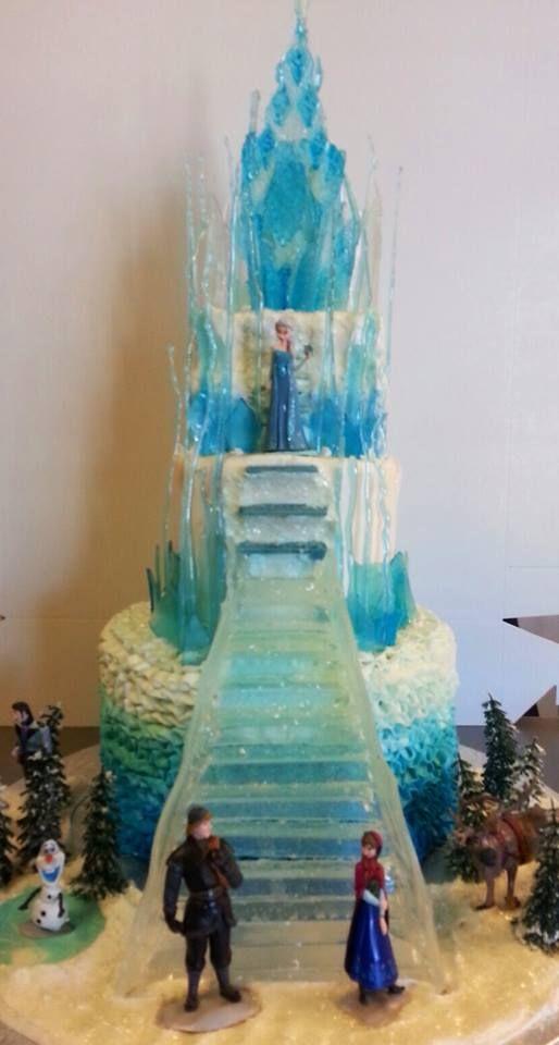 Plastic Castle Cake Topper