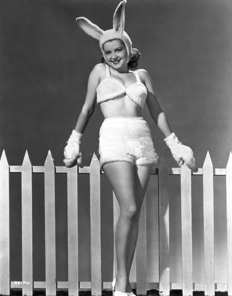 Barbara Bates 1945...: