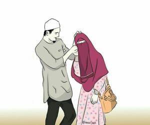 Kumpulan Gambar Kartun Muslimah 12