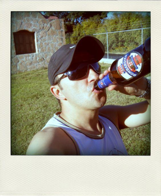 Una cerveza para refrescar...