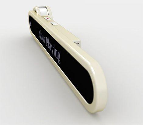 Gentlemen MP3 player